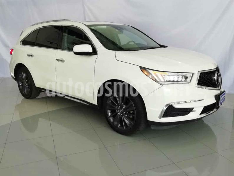 Acura MDX 5p V6/3.5 Aut AWD usado (2017) color Blanco precio $540,000