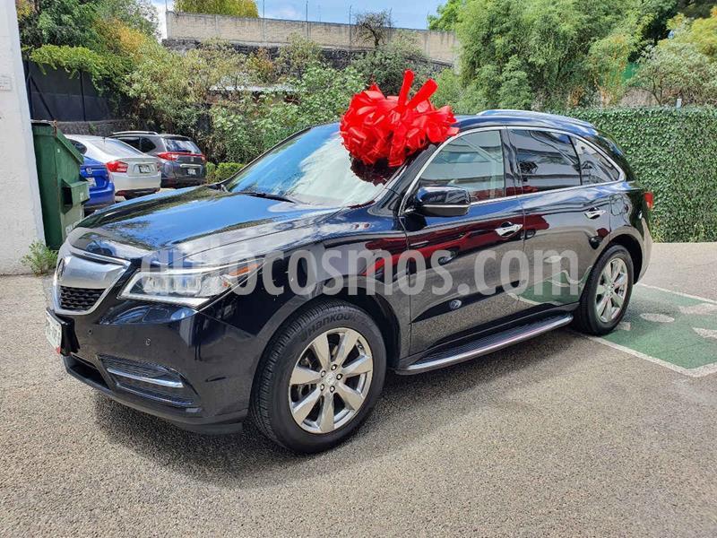 Acura MDX 3.5L usado (2014) color Negro precio $355,100