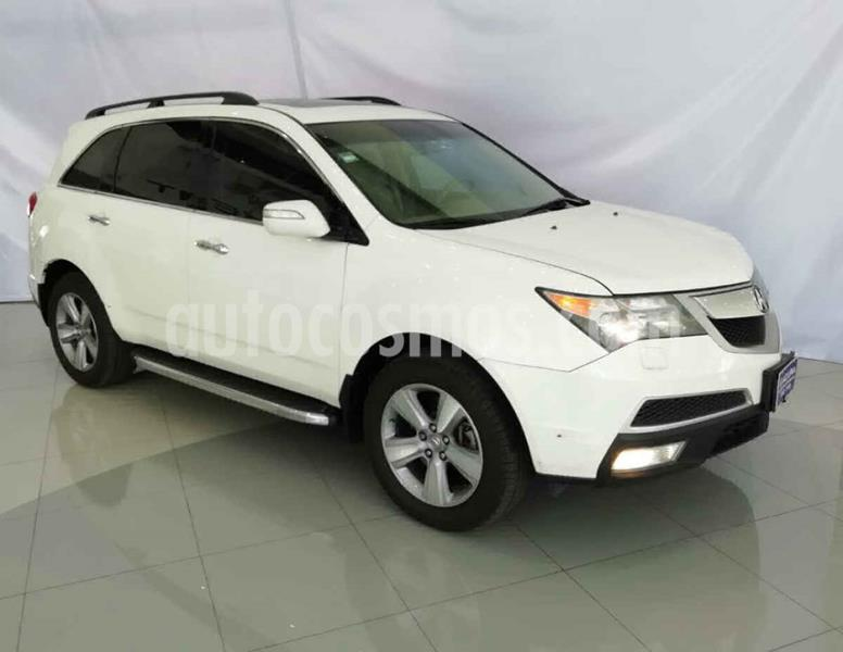 Acura MDX SH-AWD usado (2012) color Blanco precio $220,776