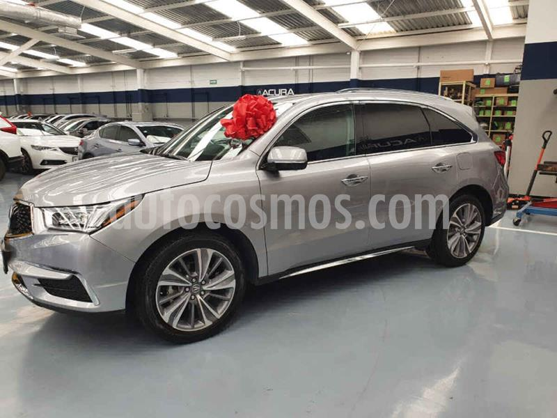 Acura MDX 3.5L usado (2018) color Plata Dorado precio $759,500