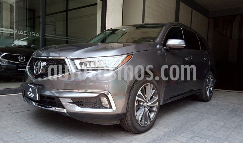 Acura MDX Tech usado (2019) color Gris precio $710,000