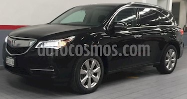 Acura MDX 3.5L  usado (2016) color Negro precio $448,000