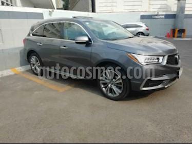 Acura MDX 5p V6/3.5 Aut AWD usado (2017) color Gris precio $549,000