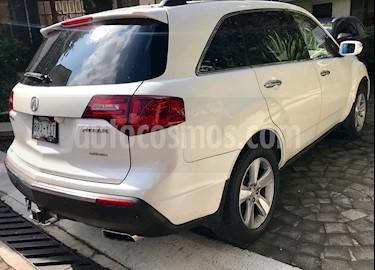 Acura MDX 3.7L usado (2012) color Blanco precio $210,000
