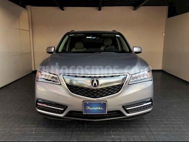 Acura MDX 5p V6/3.5 Aut AWD usado (2016) color Plata precio $439,000