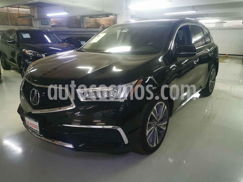 Acura MDX 3.5L usado (2017) color Negro precio $509,100