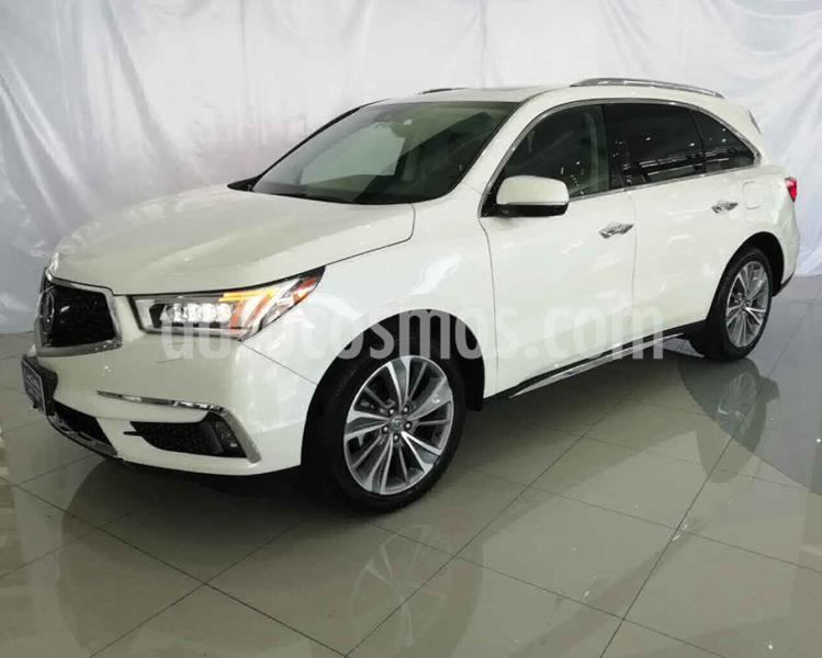 Acura MDX Tech usado (2019) color Blanco precio $859,900