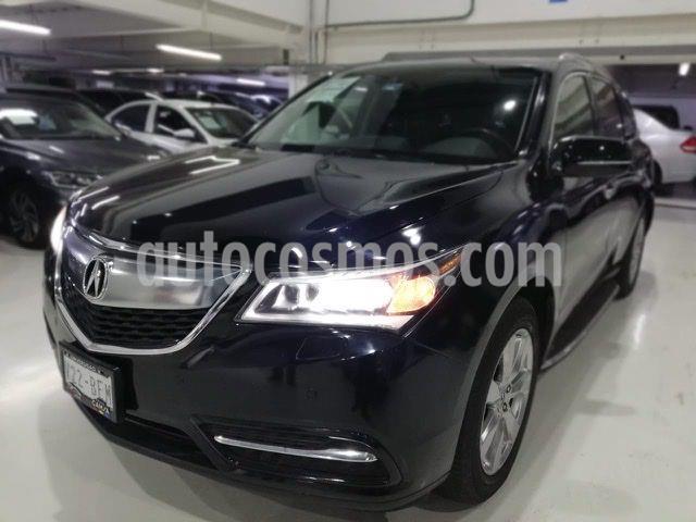 Acura MDX 3.5L usado (2016) color Negro precio $419,100