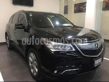 Acura MDX 5p V6/3.5 Aut AWD usado (2016) color Negro precio $445,900
