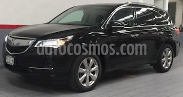 Acura MDX SH-AWD usado (2016) color Negro precio $429,000