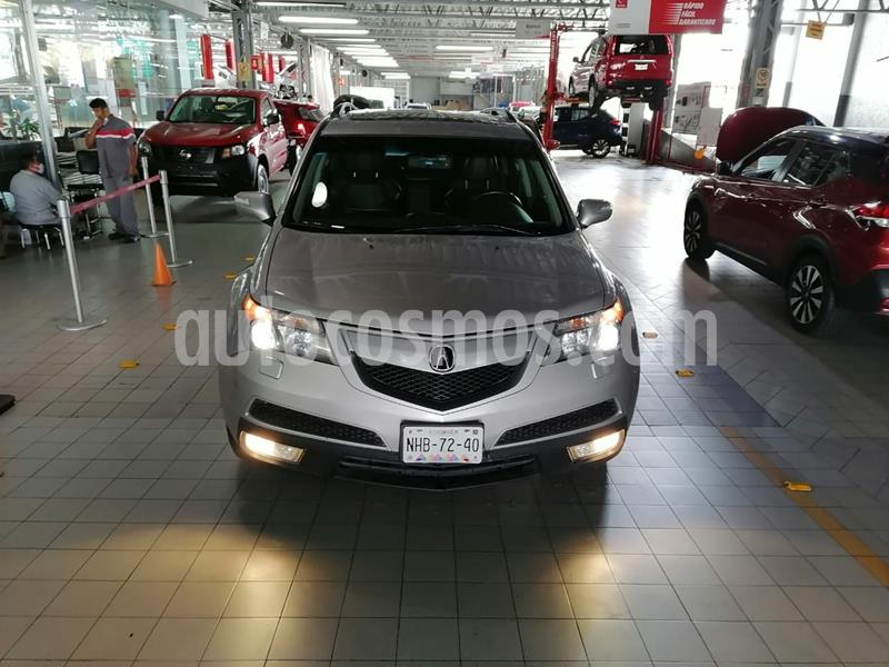 Acura MDX 3.5L usado (2012) color Plata Dorado precio $208,900