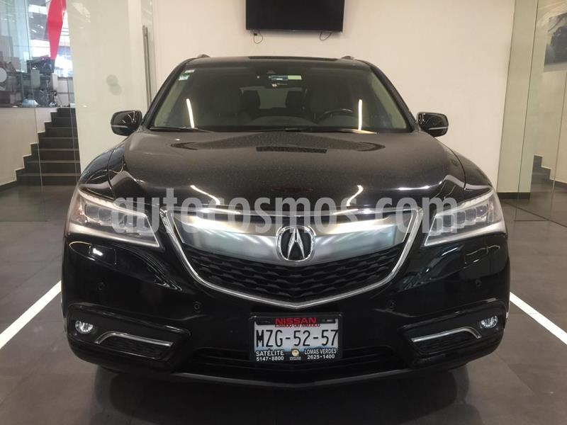 Acura MDX 3.5L usado (2016) color Negro precio $399,000