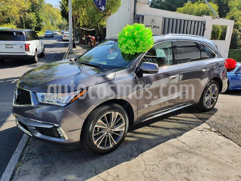 Acura MDX 3.5L usado (2019) color Gris Oscuro precio $859,500