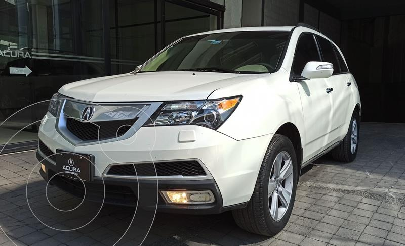 Acura MDX 3.7L usado (2013) color Blanco precio $289,000