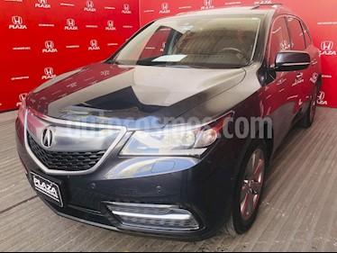 Foto venta Auto usado Acura MDX SH-AWD (2016) color Negro precio $499,000