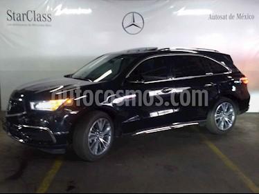Foto venta Auto usado Acura MDX SH-AWD (2017) color Negro precio $599,000