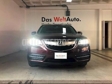 Foto venta Auto usado Acura MDX SH-AWD (2014) color Rojo precio $310,000