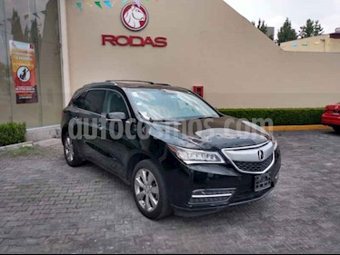 Foto venta Auto usado Acura MDX SH-AWD (2014) color Negro precio $350,000