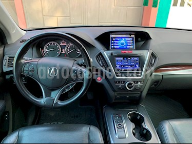 Foto venta Auto usado Acura MDX SH-AWD (2016) color Grafito precio $505,000