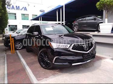 Foto venta Auto usado Acura MDX SH-AWD (2017) color Negro precio $619,000