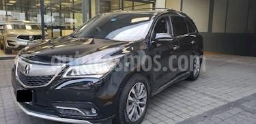 Foto venta Auto Seminuevo Acura MDX Tech (2014) color Negro precio $349,000