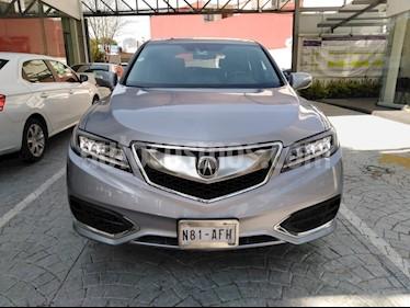 Foto venta Auto usado Acura RDX 3.5L (2016) color Plata precio $390,000