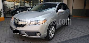 Foto venta Auto Seminuevo Acura RDX 3.5L  (2014) color Plata precio $269,000