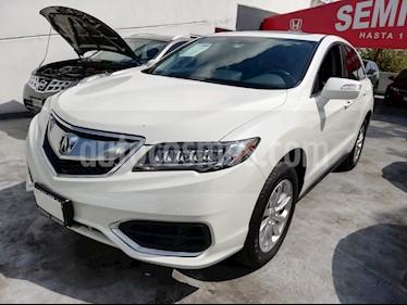 Foto venta Auto usado Acura RDX 3.5L (2018) color Blanco Diamante precio $505,000