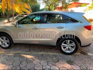 Foto venta Auto usado Acura RDX 3.5L (2015) color Plata Diamante precio $320,000