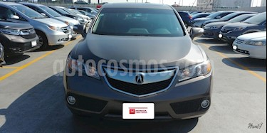 Foto venta Auto Seminuevo Acura RDX 3.5L  (2013) color Cafe precio $289,000