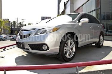 Foto venta Auto usado Acura RDX 3.5L  (2013) color Plata precio $259,000