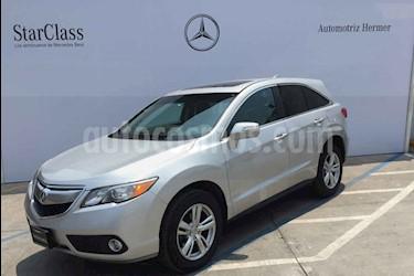 Foto venta Auto usado Acura RDX 3.5L  (2015) color Plata precio $329,900