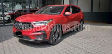 Foto venta Auto usado Acura RDX 5p A Spech L4/2.0/T Aut (2019) color Rojo precio $729,900