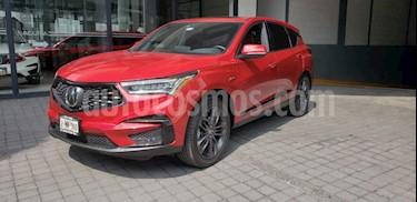 Foto venta Auto usado Acura RDX 5p A Spech L4/2.0/T Aut (2019) color Rojo precio $789,900