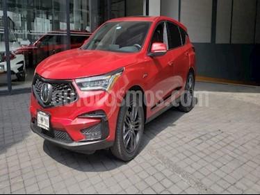 Foto venta Auto usado Acura RDX 5p A Spech L4/2.0/T Aut (2019) color Rojo precio $780,000