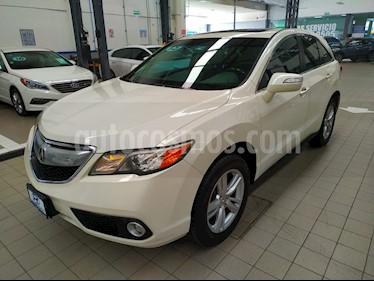 Foto venta Auto usado Acura RDX 5p V6/3.5 Aut AWD (2013) color Blanco precio $235,000