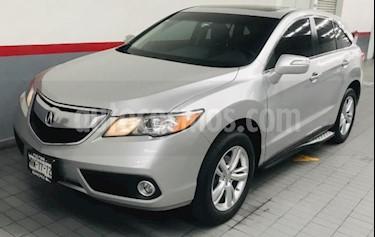 Foto venta Auto usado Acura RDX 5p V6/3.5 Aut AWD (2014) color Plata precio $279,000