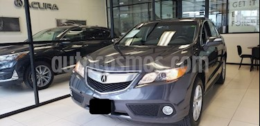 Foto venta Auto usado Acura RDX 5p V6/3.5 Aut AWD (2013) color Gris precio $260,000