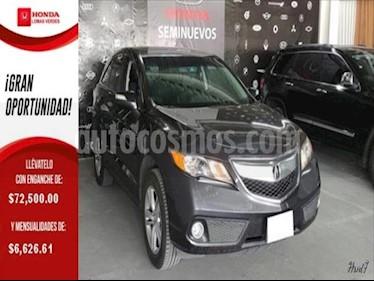 Foto venta Auto usado Acura RDX 5p V6/3.5 Aut AWD (2014) color Gris precio $290,000