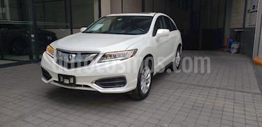 Foto venta Auto usado Acura RDX 5p V6/3.5 Aut AWD (2018) color Blanco precio $609,000