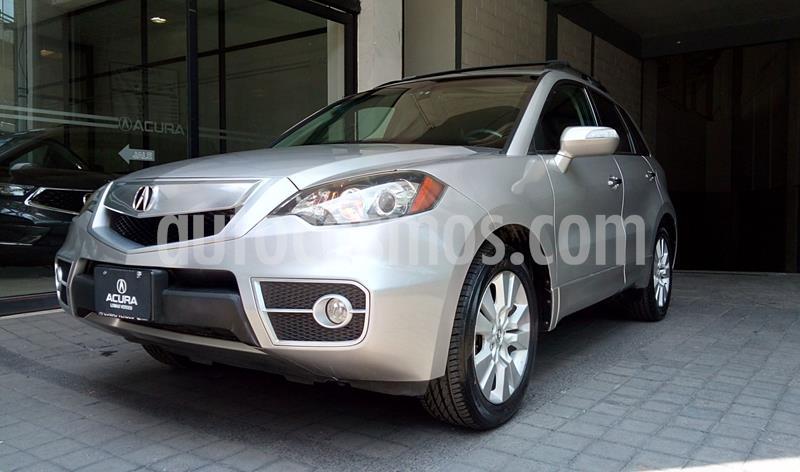 Acura RDX 2.3L usado (2012) color Plata precio $196,000