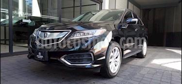Acura RDX 5P V6 3.5L TA PIEL QC GPS F. LED RA-18 usado (2016) color Negro precio $345,000