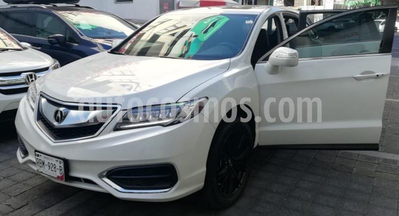 Acura RDX 3.5L  usado (2018) color Blanco precio $459,100