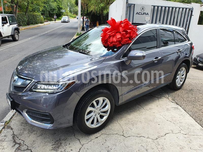Acura RDX 3.5L  usado (2018) color Gris Oscuro precio $470,000