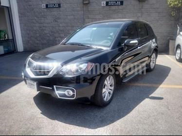 Acura RDX 5P L4 2.3T TA PIEL RA-18 usado (2012) color Negro precio $185,000