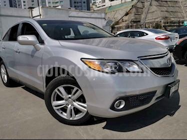 Acura RDX 5p V6/3.5 Aut AWD usado (2014) color Plata precio $230,000