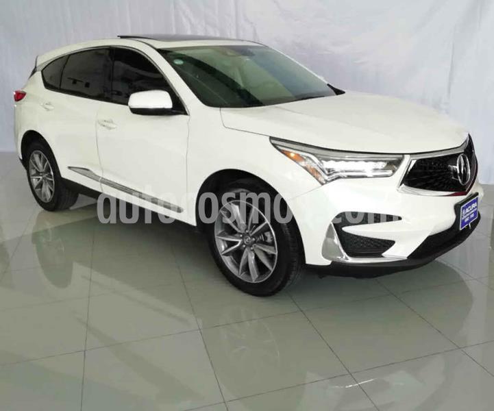 Acura RDX Tech usado (2019) color Blanco precio $659,000