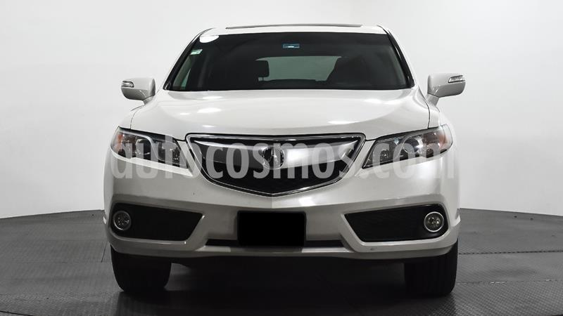 Acura RDX 3.5L  usado (2014) color Blanco precio $225,000
