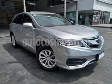 Acura RDX 5P V6 3.5L TA PIEL QC GPS F. LED RA-18 usado (2018) color Plata precio $465,000
