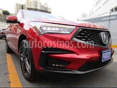 Acura RDX 5p A Spech L4/2.0/T Aut usado (2019) color Rojo precio $774,900